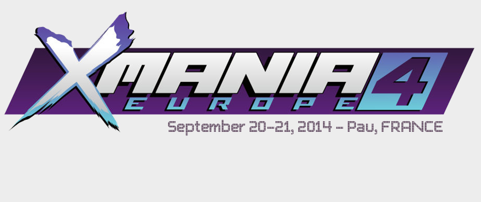X-Mania Europe 4 – September 20-21, 2014