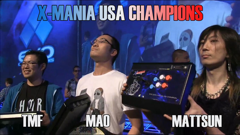 X-Mania USA & ToL II
