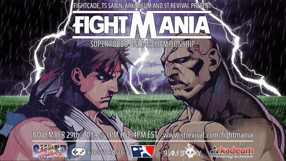 FightMania Tournament 11.29.14