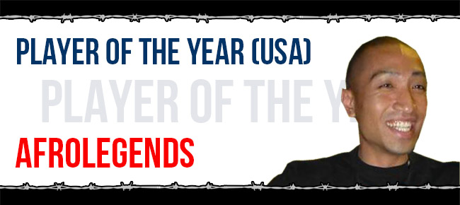 2014 Awards Player of the Year USA