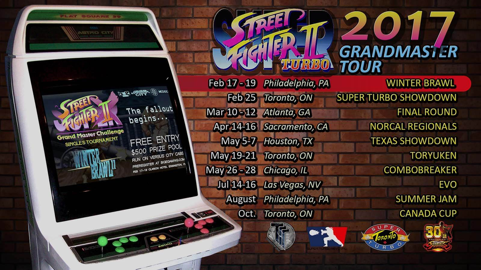 Super Turbo Tour 2017