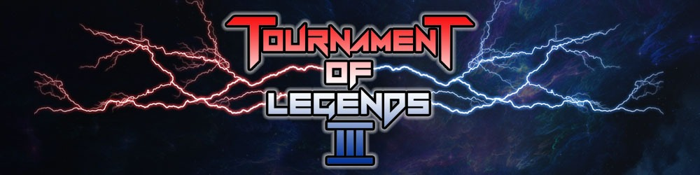 Announcing TOURNAMENT OF LEGENDS III